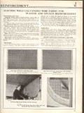 American Steel Wire Company 1938 Vintage Catalog Concrete Reinforce