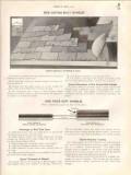 bird son inc 1938 asphalt shingles felt roofing siding vintage catalog