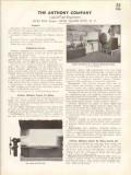 Anthony Company 1938 Vintage Catalog Heating Nebulyte Oil Burner