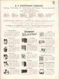 B F Sturtevant Company 1938 Vintage Catalog Fan Motor Ventilation