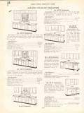 Acme Metal Products Corp 1938 Vintage Catalog Kitchen Units Steel