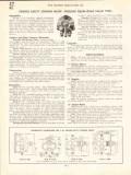 Powers Regulator Company 1938 Vintage Catalog Water Mixing Valves