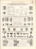 Bommer Spring Hinge Company 1938 Vintage Catalog Butt Lavatory Doors