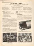 Lamson Company 1931 Vintage Catalog Gravity Power Conveyors Trayveyors