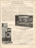 Buckeye Blower Company 1931 Vintage Catalog Heatovent Ventilating Unit