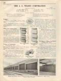 J G Wilson Corp 1931 Vintage Catalog Doors Steel Rolling Overhead
