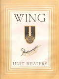 L J Wing Mfg Company 1931 Vintage Catalog Heaters Featherweight Unit