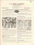 C G Hussey Company 1941 Vintage Catalog Bronze Copper Architectural