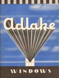 Adams Westlake Company 1941 Vintage Catalog Windows Adlake Double-Hung