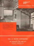 J G Wilson Corp 1941 Vintage Catalog Doors Steel Rolling Grilles Fire