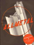 Allmetal Weatherstrip Company 1941 Vintage Catalog Windows Doors