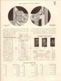 Carr Adams Collier Company 1941 Vintage Catalog Windows Wood Bilt-Well