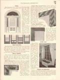 Burrowes Corp 1941 Vintage Catalog Windows Screens Door Rustless Metal