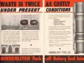 Hinderliter Tool Company 1936 Vintage Ad Oil Pack-Off Rubbers Waste
