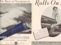 A O Smith Corp 1936 Vintage Ad Oil Well Casing Wave High-Yield