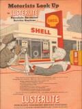 chicago vitreous corp 1956 lusterlite motorists look up vintage ad