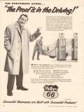 phillips petroleum company 1956 proof flite-fuel trop-artic vintage ad