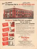 american flange mfg company 1957 st catharines ontario ca vintage ad