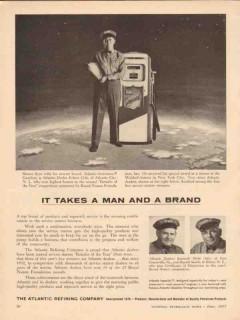 atlantic refining company 1957 kenneth mohr harold smith vintage ad