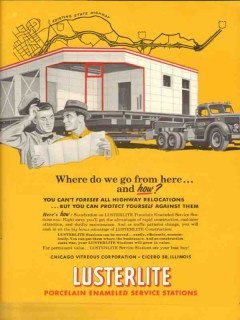 chicago vitreous corp 1957 lusterlite highway relocation vintage ad-2