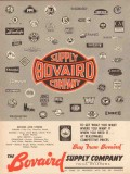 Bovaird Supply Company 1955 Vintage Ad Oil Field Competitive Prices