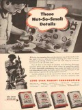 Lone Star Cement Corp 1955 Vintage Ad Oil Field Not-So-Small Details