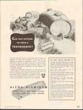 aluminum company of america 1937 truckasaur bodies tanks vintage ad