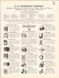 B F Sturtevant Company 1936 Vintage Catalog Heating Air Conditioning