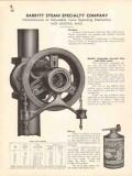 Babbitt Steam Specialty Company 1936 Vintage Catalog Sprocket Rim