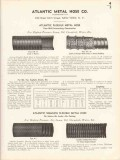 Atlantic Metal Hose Company 1936 Vintage Catalog Highest Pressure