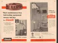 lincoln engineering co 1957 edgewood gulf service station vintage ad
