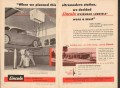 lincoln engineering 1957 copleys phillips service station vintage ad