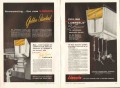 lincoln engineering company 1957 golden standard lube vintage ad