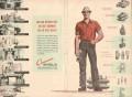 Cameron Iron Works 1955 Vintage Ad Oil Men Methods Equipment Results