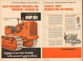 allis-chalmers 1955 hd-21 big powerful crawler production vintage ad
