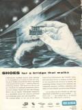 J B Beaird Company 1955 Vintage Ad Oil Compressor Shoes Bridge Walks