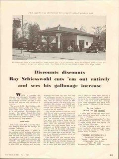 phillips 66 1937 ray schiesswohl grand junction co gas vintage article