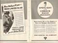Continental Oil Company 1937 Vintage Ad Conoco Bread Germ Process