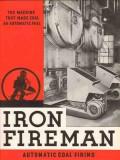 Iron Fireman Mfg Company 1936 Vintage Catalog Automatic Coal Firing
