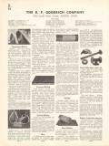 B F Goodrich Company 1936 Vintage Catalog Belting Packing Hose Sheets