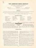 American Brass Company 1936 Vintage Catalog Anaconda Copper Zinc Tin