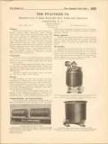Pfaudler Company 1916 Vintage Catalog Steel Tanks Glass Enameled