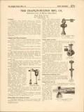 Chaplin-Fulton Mfg Company 1916 Vintage Catalog Feed Water Regulator