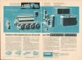 Clark Brothers Company 1962 Vintage Ad Oil Compressor Station Modular
