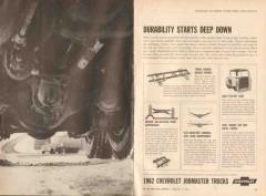 chevrolet 1962 chevy durability reputation jobmaster trucks vintage ad