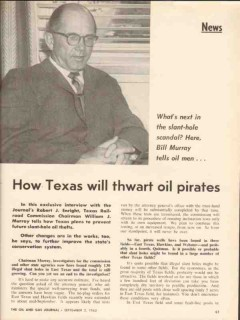 how texas will thwart oil pirates 1962  william murray vintage article