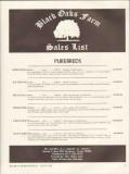 black oaks farm 1972 kim-fada beaulik raybeyn arabian horse vintage ad