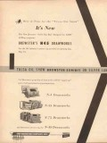 Brewster Company 1953 Vintage Ad Tulsa Oil Show N-45 Drawworks