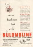 american molasses company 1959 nulomoline freshness last vintage ad