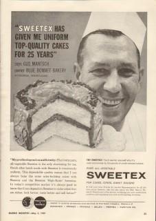blue bonnet bakery 1959 gus mantsch pittsburgh pa baking vintage ad